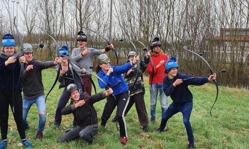 Archery Attack - Pagina Bedrijfsuitjes - 1