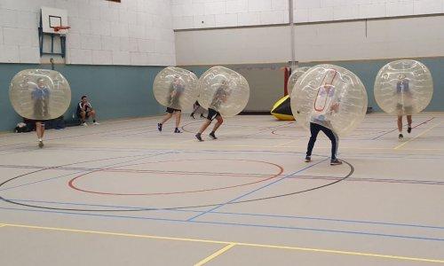 Begeleide workshops Bubbelbal - Pagina Teambuilding - 2
