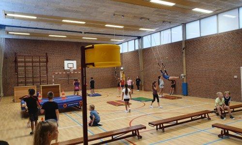 Gym op school - Pagina school - 1