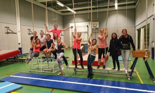 Teambuilding Apenkooien - Pagina Scholen - 1